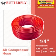BUTTERFLY Air Hose for Compressor 30M 6.5mm 150PSI •BUILDMATE•