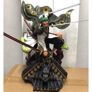 海賊王 三刀流 浪人 索隆 十郎 和服 和之國篇 GK 翻模 盒裝 高約50公分 海賊王