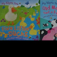 My Rhyme Time Set 2 Books