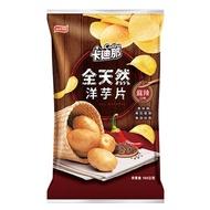 卡迪那全天然洋芋片麻辣口味105G【愛買】