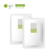 O'right 歐萊德 竹萃保濕洗髮精補充包600ml 二入 (R-Pack環保包)