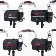 3sixty Folding Bike Handlebar Bag & Folding Bike | Tas stang seli sepeda lipat 3sixty & folding bike