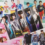 star e clan shinee poster base luxury li clock thai