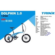 TRINX FOLDING BIKE 20 RIM - DOLPHIN 1.0 (LIMITED)