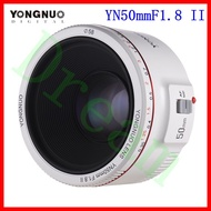 [永諾公司貨] 永諾二代YN50mm F1.8 II Canon版 EF YN 50mm F/1.8 50 F1.8II