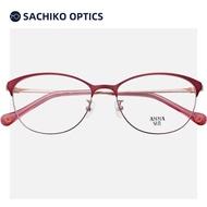 【幸子眼鏡®正品授權】ANNA SUI安娜蘇近視眼鏡女時尚超輕眼鏡框優雅氣質淑女眼鏡架AS281