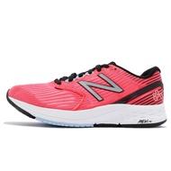 New Balance 慢跑鞋 NB 890 粉紅 黑 白 女鞋 輕量透氣 運動鞋 W890CB6 D 【ACS】
