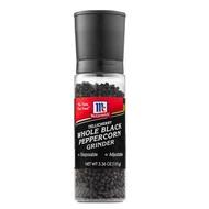 [好市多代購]McCormick 研磨黑胡椒粒 151公克