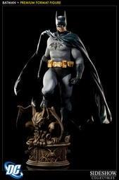 (現貨供應)Sideshow BenToy DC超人系列Batman 蝙蝠俠全身雕像SC-300131