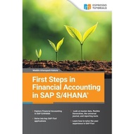 First Steps in SAP S/4HANA Financial Accounting