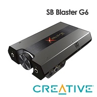 Creative Sound Blaster G6 USB外接式電競音效卡