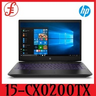 HP LAPTOP NOTEBOOK PC Gaming COMPUTER Pavilion15-cx0200tx / i7-8750H / Windows 10 Home 15.6in 8GB