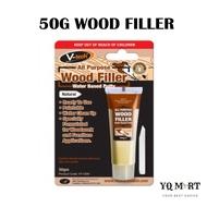 50GM Multipurpose Wood Filler Water Based Putty Filler
