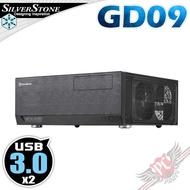 銀欣 SilverStone GD09 USB 3.0 HTPC 電腦機殼 PC PARTY