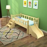 滑梯實木滑梯兒童床滑梯可定做 床配套滑梯 適合高度40的童床JD 寶貝計畫