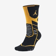 JORDAN JUMPMAN FLIGHT CREW  642210-023 Black Yellow