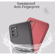 PROMO Case Samsung A02s Premium Softcase Samsung Galaxy A02s Sandstone Samsung A02s