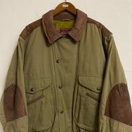《舊贖古著》Marlboro classics MCS 獵裝外套 皮衣 鋪棉 古著 vintage