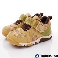 日本月星Moonstar機能童鞋Carrot系列寬楦公園玩耍防潑水速乾鞋款22488卡其(中小童段)SUPER SALE樂天購物節