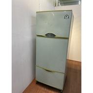 國際牌三門電冰箱大容量冰箱 家用冰箱 冷藏冷凍櫃 二手家電 二手冰箱 洗衣機 A3436【晶選二手傢俱】