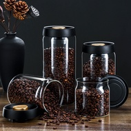 抽真空咖啡罐咖啡豆密封罐咖啡粉保存罐保鮮 雙十一