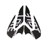 Motorcycle Fuel tank Sticker Accessories Decals Stickers For ZONTES 310X 310T 6Xum