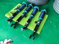 JK Racing 避震器 BMW F10系列 道路運動版 避震器 可調式避震器 可選配HYPERCO彈簧