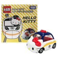 Dream TOMICA 特注車 新太魯閣Hello Kitty列車  玩具e哥88726