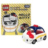 TOMICA 特注車 新太魯閣Hello Kitty列車 玩具e哥 88726