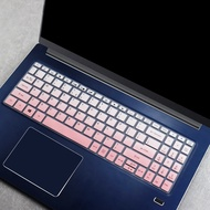 Thin Silicone Keyboard Cover Transparent Protector Waterproof Acer EX215 Aspire 3 Aspire 5 3P50 ryzen 3