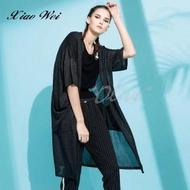 【CHENG DA】專櫃精品春夏款時尚流行長版外套(NO.513127)