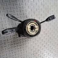 賓士 W210 E350方向燈撥桿 雨刷開關 方向盤調整開關 排檔桿