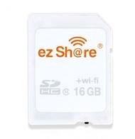 ◎相機專家◎ 新版 ezShare 易享派 WiFi SD卡 16G SDHC class 10 無線 記憶卡 16GB 公司貨