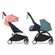 【贈6+專用坐布】法國 BABYZEN YOYO2 嬰兒手推車(6m+&新生兒套件)(8色可選)