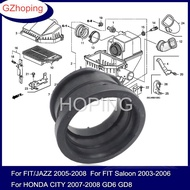 Auto Air Cleaner Case Throttle Rubber Joint For HONDA FIT JAZZ CITY SAA 2003 2004 2005 2006 2007 2008 GD1 GD3 GD6 GD8 1.3L 1.5L