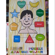Wooden Puzzles / Face Wooden Puzzles / Education Toys / Education Toys