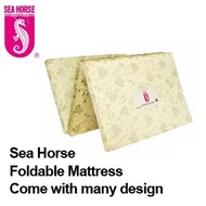 ✔️ Seahorse Foldable Mattress ✔️ Authentic ✔️ FREE DELIVERY✔️