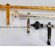 (M_002) Curtain Pipe // Curtain Rod // Curtain Rod // Curtain Rod // Curtain Rod // Rolllet