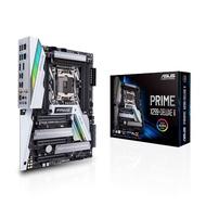 華碩 ASUS PRIME-X299-DELUXE-II 主機板 主機板採用強化 VRM 和 M.2散熱片設計 原廠保固
