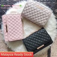 Shoulder Bags☫◕MY Ready Stock🔥Charles and Keith Quilted Shoulder Bag CNK Sling Women's Handbag CK2-20840075