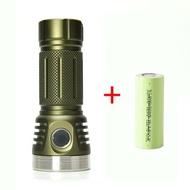 Astrolux MF01 Mini 7* SST20 5500lm EDC Flashlight + HLY 26650 5000mAh 3C Power Battery