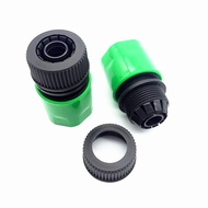 1 Pc 1/2 Inch Hose Connectors Garden Drip Irrigation Pipe Fitting Hose Coupling