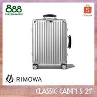 Rimowa Classic S 33L 1st Genuine