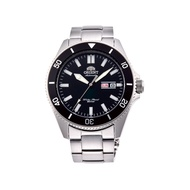Orient Watch Black Ghost Automatic Wind Mechanical Watch Diving Watch