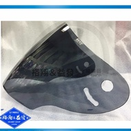 M2R J-20 J20 深茶原廠鏡片 耐刮 抗UV 半罩 四分之三帽安全帽 強化《裕翔》