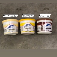 0.5kg Dolphin Wood Putty Filler (Ready Stock)