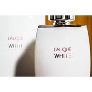 【享香】Lalique 萊儷-白色時尚男性淡香水 Lalique White 1ml 5ml 試香 分裝 香水 試管