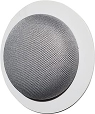 Mount Genie Simple Built-in Wall Mount for Google Nest Mini (2nd Gen) | Award Winning Design | Improves Sound and Appearance | Designed in USA (5-Pack)