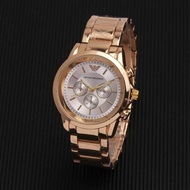2019 Top Quality Emporio Armani_ Watches Luxury Brand Emporio Armani_ Women Ladies Stainless Steel Watch Mechanical Watch Water Resist Hot Sale Fashion Couple Watch