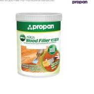 Waterbased Wood Putty Impra Aqua Wood Filler 1kg Teak